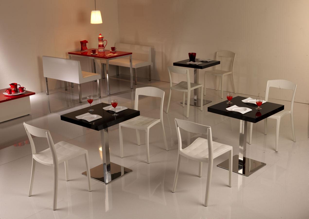 Designer caria - Tavoli e sedie per gelateria ...